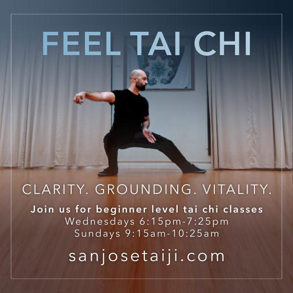 New Beginner's Tai Chi Classes starting in August
